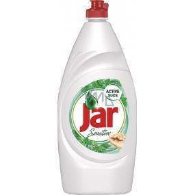 Jar Sensitive Tea Tree & Mint Prostředek na ruční mytí nádobí 900 ml