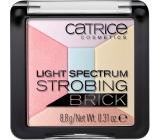 Catrice Light Spectrum Strobing Brick rozjasňovač 030 Candy Cotton 8,8 g