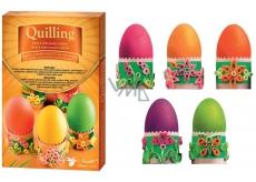 Dekorování vajíček Quilling sada