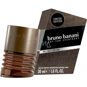 Bruno Banani No Limits for Him toaletní voda 30 ml