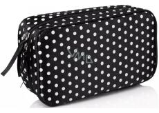 Diva & Nice Polka Dot 1 kosmetická kabelka 19 x 10,5 x 5,5 cm