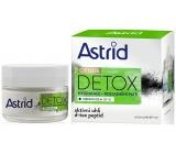 Astrid Citylife Detox OF10 hydratační rozjasňující denní krém 50 ml