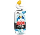 Duck Extra Power pěnivý bělící gel Marine Wc čisticí a dezinfekční přípravek 750 ml