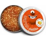 EP line Inteligentní Ultra plastelína s vůní Pomeranče a s glitry 80 g