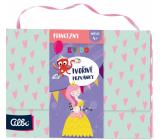 Albi Kvído Tvořivé pozvánky Princezny doporučený věk 4+