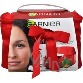 Garnier UltraLift Proti vráskám denní a noční krém 50 ml + taška, kosmetická sada
