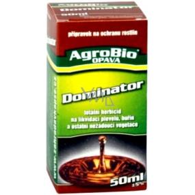 AgroBio Dominator přípravek na ochranu rostlin 50 ml