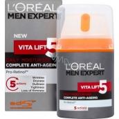 Loreal Paris Men Expert Vita Lift 5 hydratační krém proti stárnutí pleti 50 ml