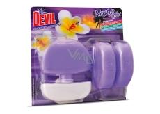 Dr. Devil Sunset Blossom Neutro Effect Wc tekutý blok 3 x 55 ml