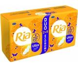 Ria Ultra Silk Super Plus hygienické vložky 2 x 8 ks