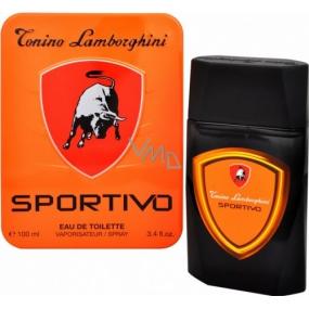 Tonino Lamborghini Sportivo toaletní voda pro muže 100 ml