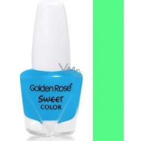 Golden Rose Sweet Color mini lak na nehty 62 5,5 ml
