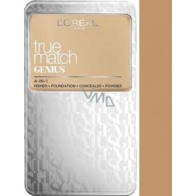 Loreal Paris True Match Genius 4v1 Super Smart Foundation make-up 3.W Golden Beige 7 g