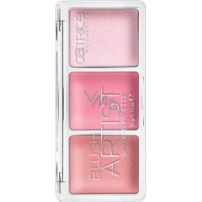 Catrice Blush Artist Shading Palette stínovací paleta 030 Rock n Rose 10 g