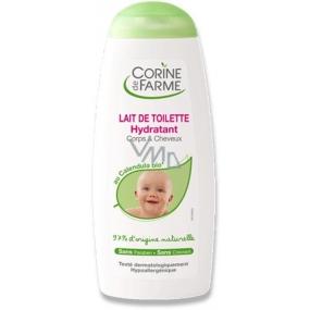 Corine de Farme Baby tělové a pleťové mléko 250 ml
