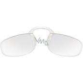 If The Really Tiny Quick Specs Samodržící zvětšující brýle Bílé 10,9 x 4,8 x 1,5 cm