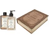 Amovita Olio di Zenzero sprchový gel 300 ml + tělové mléko 300 ml, kosmetická sada
