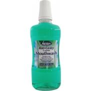 Beauty Formulas AntiCavity Fresh Mint ústní voda 500 ml