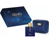 Liu Jo Milano parfémovaná voda pro ženy 50 ml + kosmetická taštička, dárková sada