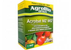 Acrobat MZ WG fungicid proti plísni révové, bramborové, rajčatové, okurkové a cibulové 4 x 20 g