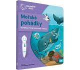 Albi Kouzelné čtení interaktivní mluvící Mořské pohádky, věk 2+