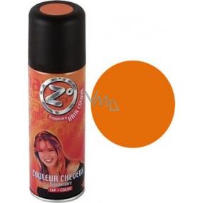 Zo barevný lak na vlasy Oranžový 125 ml sprej