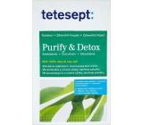 Tetesept Detoxikační Purify & Detox mořská sůl do koupele 80 g