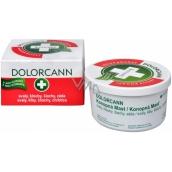 Annabis Dolorcann Bio konopná mast na svaly, záda, klouby a šlachy 80 ml