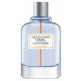 Givenchy Gentlemen Only Casual Chic toaletní voda pro muže 100 ml Tester