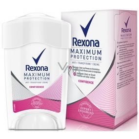 Rexona Maximum Protection Confidence antiperspirant deodorant stick pro ženy 45 ml