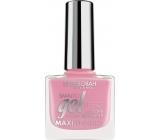 Deborah Milano Gel Effect Nail Enamel gelový lak na nehty 49 Peonia Pink 11 ml