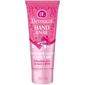 Dermacol Hand & Nail Intensive Care intenzivní péče na ruce a nehty 100 ml