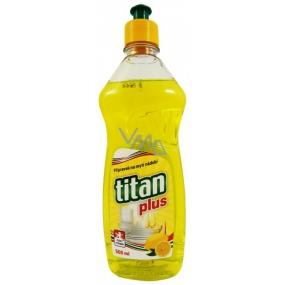 Titan Plus CitronUniverzál na nádobí pohlcuje nepříjemné pachy 500 ml