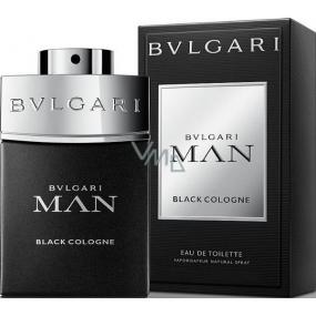 Bvlgari Man Black Cologne toaletní voda 15 ml
