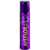 Aveflor Scinti lak na vlasy se vícebarevnými třpytkami středně tužící 75 ml