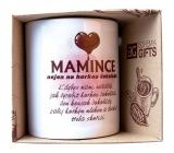 Bohemia Gifts & Cosmetics Keramický hrnek s obrázkem Pro maminku 350 ml