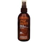 Piz Buin Tan & Protect SPF30 ochranný voděodolný olej urychlující proces opalování 150 ml sprej