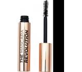 Makeup Revolution The Mascara Revolution řasenka Black 8 ml