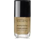 Gabriella Salvete Longlasting Enamel lak na nehty 48 Gold Glow 11 ml