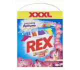 Rex Japanese Malaysian Orchid & Sandalwood Aromatherapy Color prášek na praní barevného prádla 63 dávek 4,1 kg