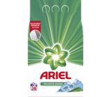 Ariel Mountain Spring prací prášek pro čisté a voňavé prádlo bez skvrn 36 dávek 2,7 kg