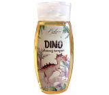Bohemia Gifts Kids Dino šampon na vlasy pro děti oranžový 250 ml