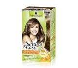 Natural & Easy barva na vlasy 560 Světle hnědý kašmír