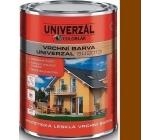 Colorlak Univerzal SU2013 syntetická lesklá vrchní barva Hnědá kávová 0,35 l