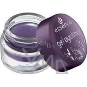 Essence Gel Eyeliner oční linky gelové 03 Berlin Rocks 3 ml