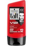 Taft Looks V12 Power Gel Fast Drying Speed Hold stylingový gel na vlasy 150 ml