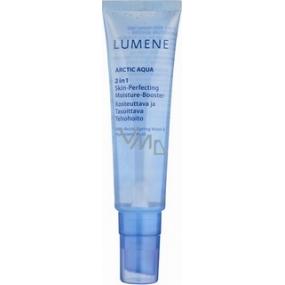 Lumene Arctic Aqua Moisture Booster 2v1 zdokonalující superhydratační péče 35 ml