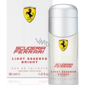 Ferrari Scuderia Light Essence Bright toaletní voda unisex 30 ml