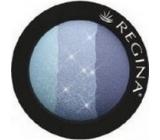 Regina Trio minerální oční stíny 06 modrá nebeská 3,5 g