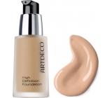 Artdeco High Definition Foundation krémový make-up 08 Soft Linen 30 ml